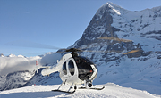 Robert Fuchs AG, Bereich Fuchs Helikopter - Photo und Copyright by Nick Däpp - Air Glaciers SA