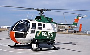 Polizei Baden-Württemberg - Photo und Copyright by Heli-Pictures