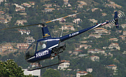 Azur Helicopter - Photo und Copyright by Elisabeth Klimesch